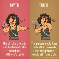 Debunking Movie facts: Myth VS Reality
