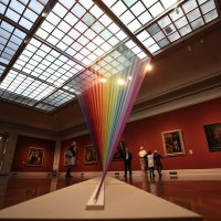 Plexus Relics For Rainbows : Gabriel Dawe