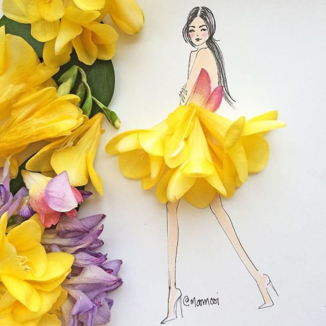 moomooi-someflowergirls-fashion-illustration-with-flowers-veggies-everyday-stuff-5892ebf436f0d__880
