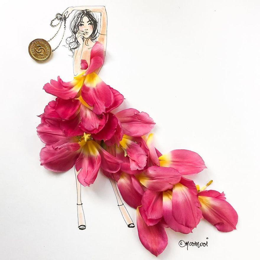 moomooi-someflowergirls-fashion-illustration-with-flowers-veggies-everyday-stuff-5892ec0a2bc3c__880