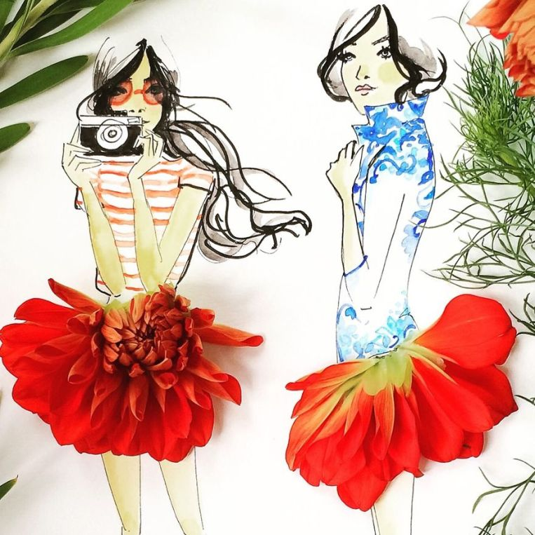 moomooi-someflowergirls-fashion-illustration-with-flowers-veggies-everyday-stuff-5892ec5cc145b__880