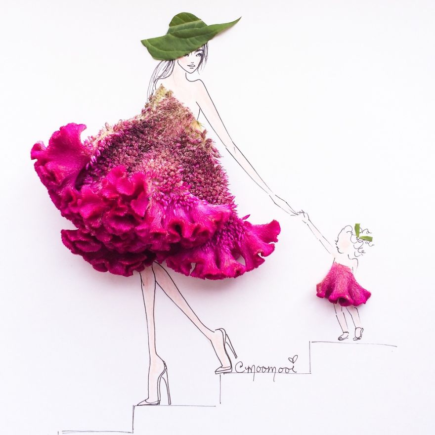 moomooi-someflowergirls-fashion-illustration-with-flowers-veggies-everyday-stuff-5892ecc58c0f8__880