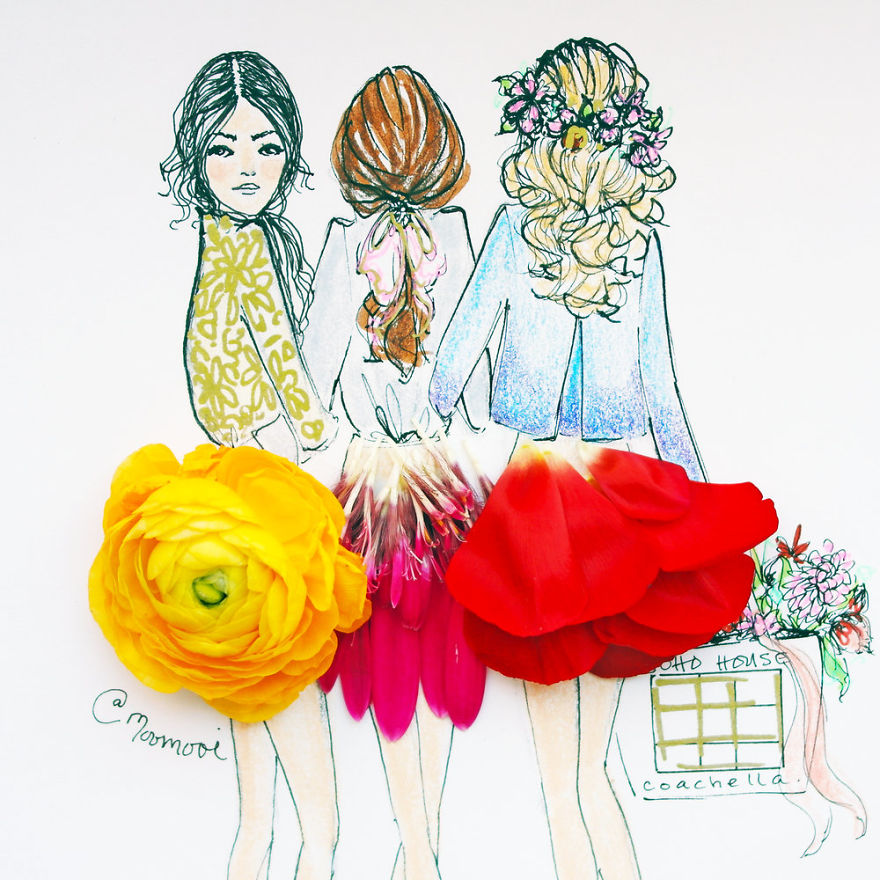 moomooi-someflowergirls-fashion-illustration-with-flowers-veggies-everyday-stuff-5892ed1b898ba__880
