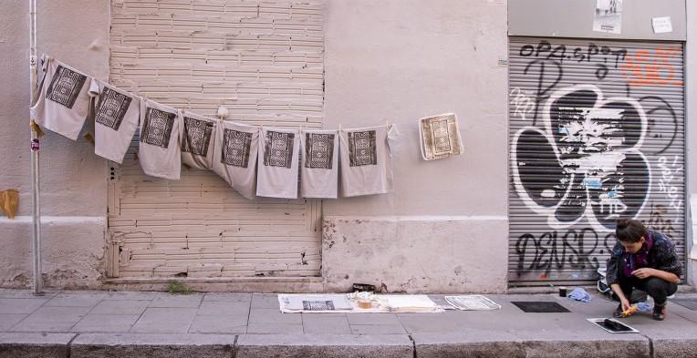 raubdruckerin_Street_Printing_Gracia_barcelonajpg