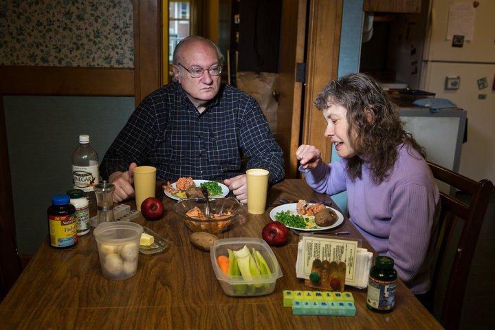 Monday: Eric and Sally. 2013