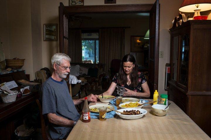 Thursday: David and Cathy. 2013