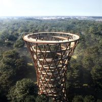 EFFEKT   imagines a 45meter tower over the Danish flatland