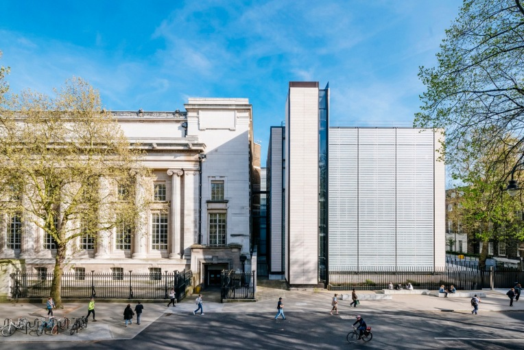 British Museum Extension by Rogers Stirk Harbour + Partners - Photos by Joas Souza