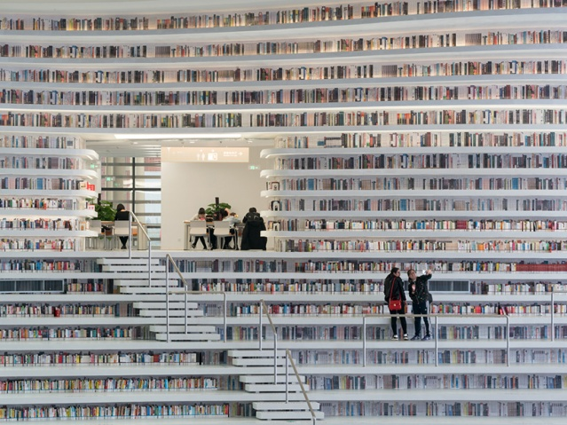 MVRDV-tianjin-binhai-library-china-designboom-07