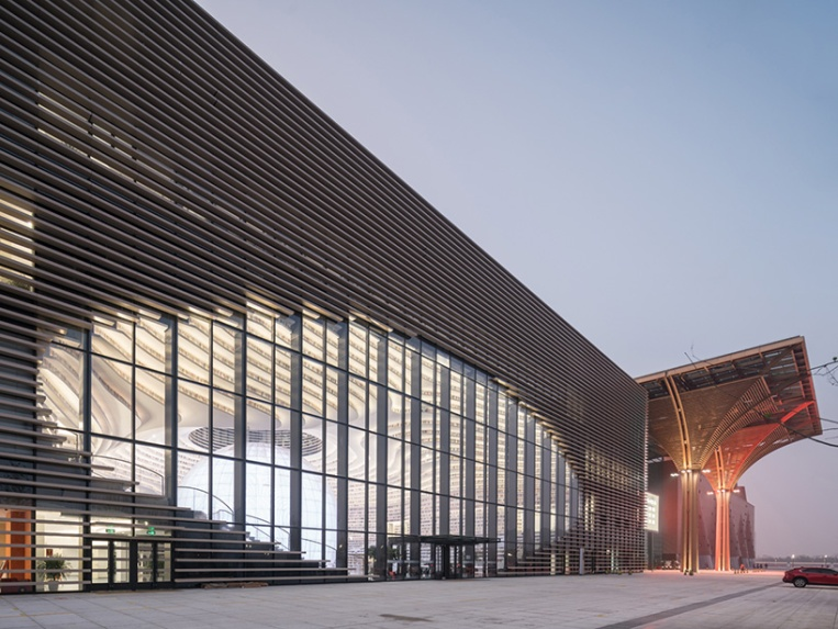 MVRDV-tianjin-binhai-library-china-designboom-09
