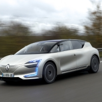Renault's SYMBIOZ : a concept electric vehicle for the future