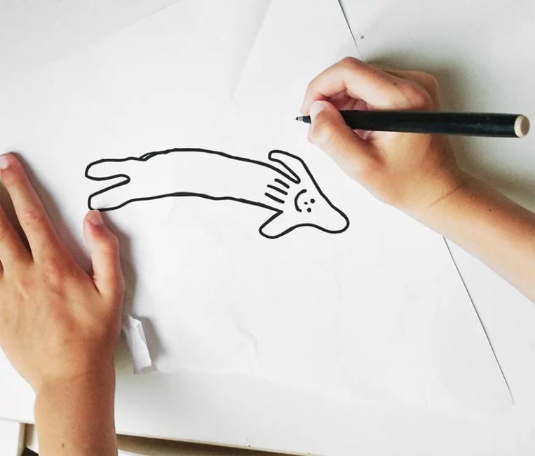 things-i-have-drawn-recreated-kids-photos-photoshop-designboom-03