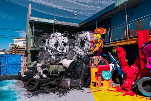 wild-wild-waste-zoo-parody-bordalo-II-las-vegas-designboom-06